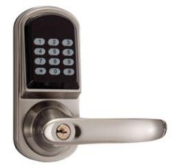 Електроннa бравa с двойно заключване