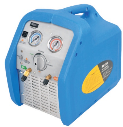 Refrigerant recovery unit RR250S with OIL SEPARATOR