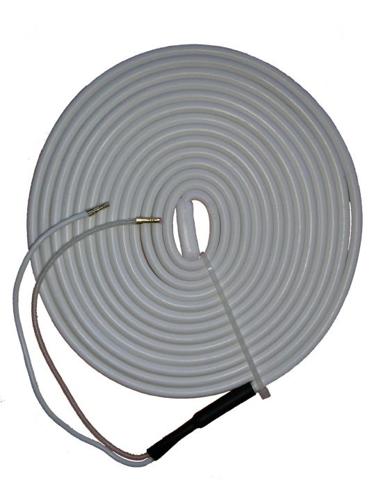 Heating cable, flexible 1m. cold zone and 2m. hot zone