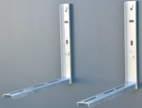 Stand (bracket) for air-conditioner up to 12000Btu  L= 500 -  INOX