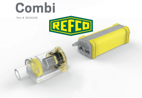 Condensate pump COMBI by REFCO for air conditioners