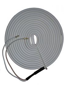 Heating cable, flexible 1m. cold zone and 3m. hot zone