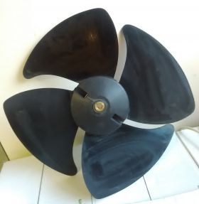 Propeller Axial Fan for Outdoor Unit of Air conditioner D=460