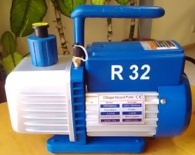 Dual stage vacuum pump SC VP230 R32